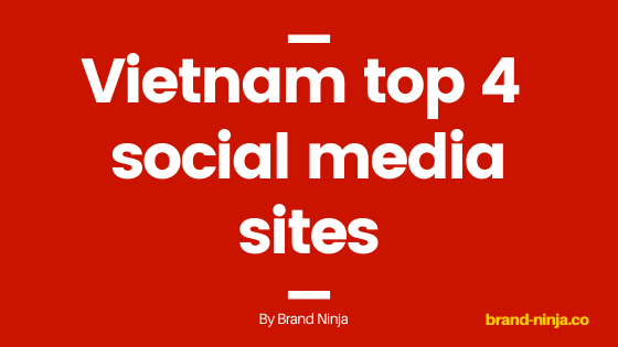 what are vietnameses' favorite social media sites?